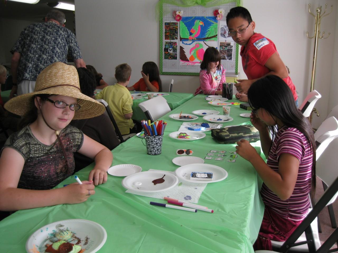 Vacation Bible School 2014 – Arrow Island