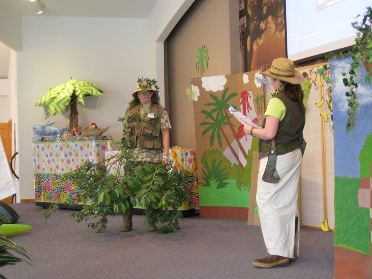 Vacation Bible School 2014 – Arrow Island